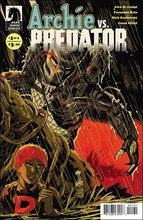 Archie vs Predator 1-C