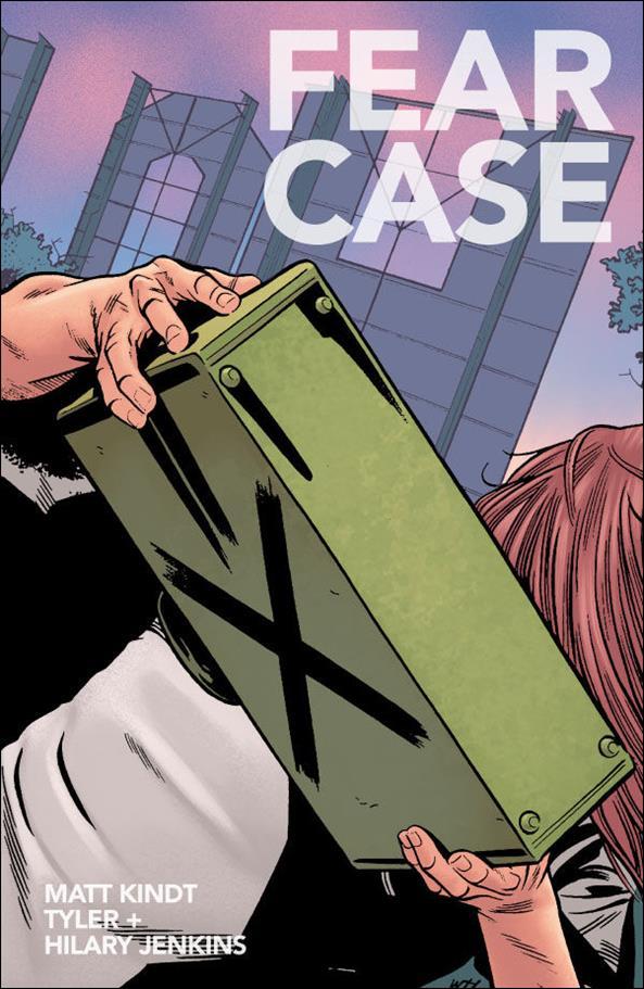 Fear Case 3-B by Dark Horse