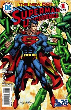 Superman Unchained 1-H