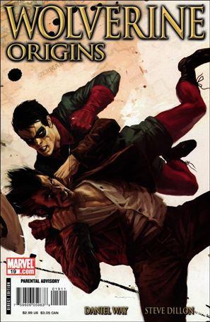 Wolverine: Origins 19-A