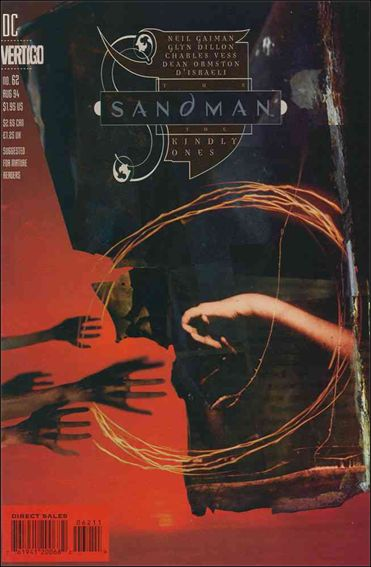 Sandman (1989) 62-A by Vertigo