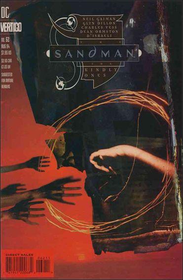 Sandman (1989) 62-A by Vertigo