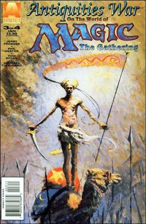 Magic: The Gathering—Antiquities War 3-A