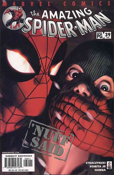 Amazing Spider-Man (1999) 39-A by Marvel