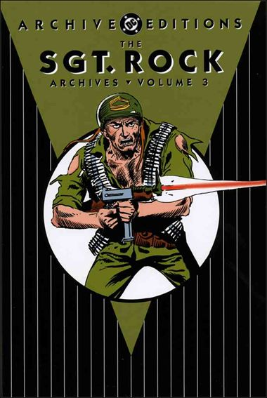 Sgt. Rock Archives 3-A by DC