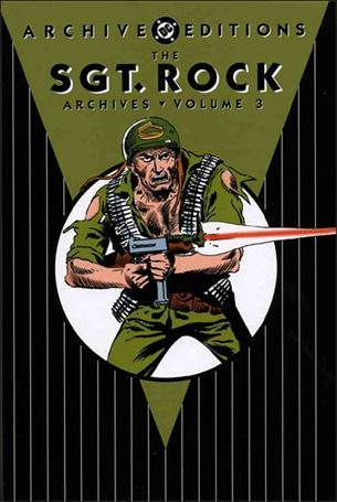 Sgt. Rock Archives 3-A