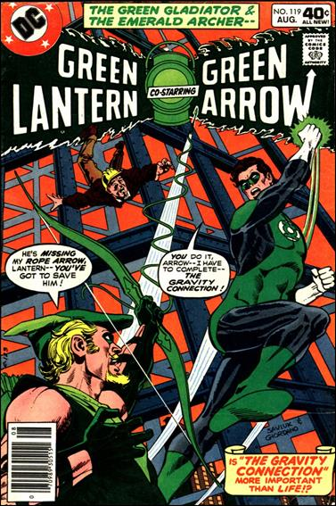 Green Lantern (1960) 119-A by DC