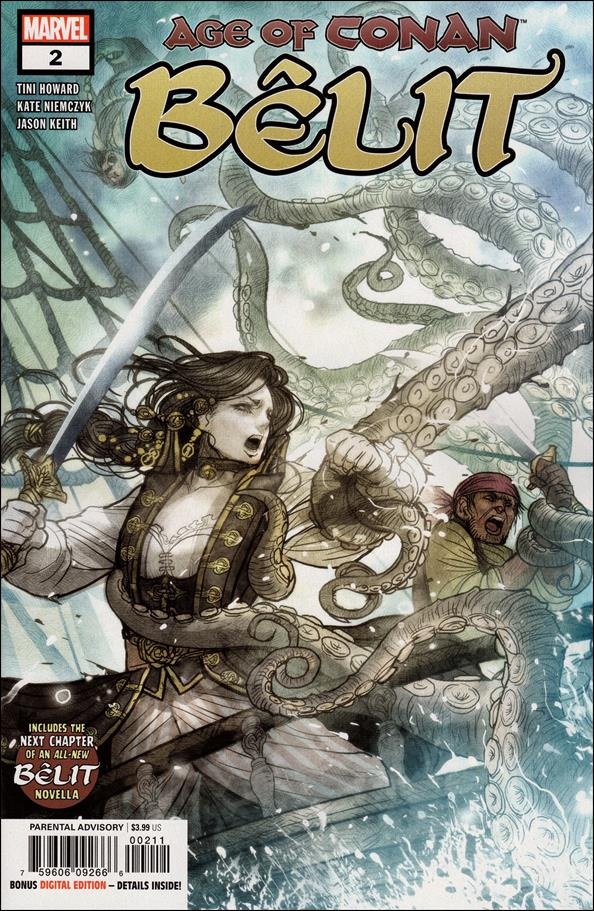 Age of Conan: Belit 2-A by Marvel