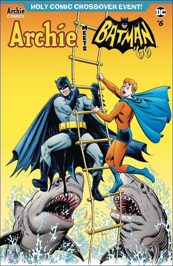 Archie Meets Batman '66 6-C by Archie