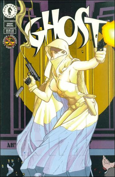 Ghost Special 1-A by Dark Horse