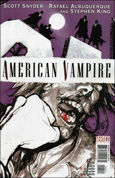 American Vampire 4-A by Vertigo