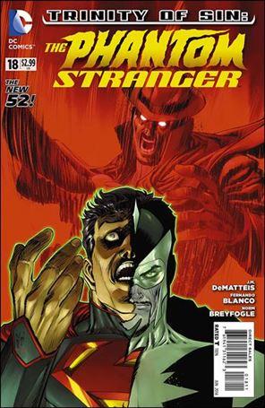 Trinity of Sin: The Phantom Stranger 18-A