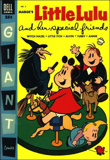 Little Lulu and Her Special Friends 3-A by Dell