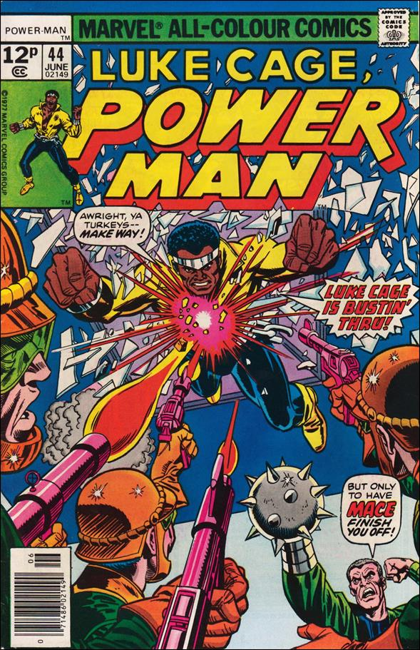 Power Man 44-C by Marvel