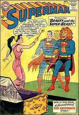 Superman (1939) 165-A by DC