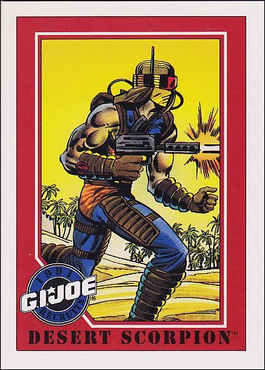 G.I. Joe (Base Set) 130-A by Impel