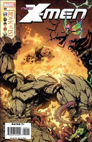 New X-Men (2006) 39-A