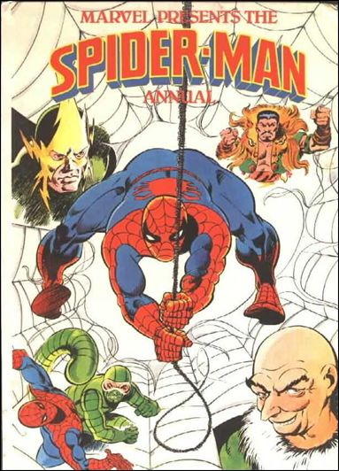 Spider-Man Annual (UK) 1982-A by Marvel UK