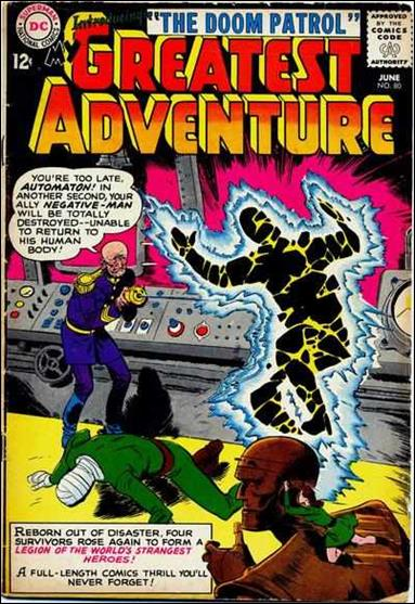 My Greatest Adventure (1955) 80-A by DC