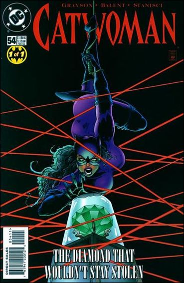 Catwoman (1993) 54-A by DC
