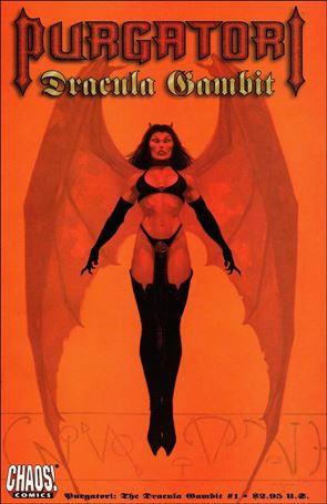 Purgatori: The Dracula Gambit 1-A