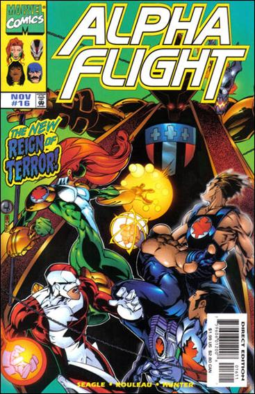 Alpha Flight (1997) 16-A by Marvel