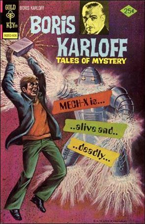 Boris Karloff Tales of Mystery 68-A