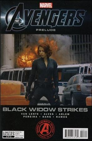 Marvel's The Avengers: Black Widow Strikes 3-A