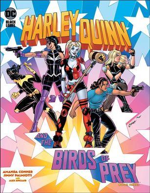 Harley Quinn & The Birds of Prey 3-A