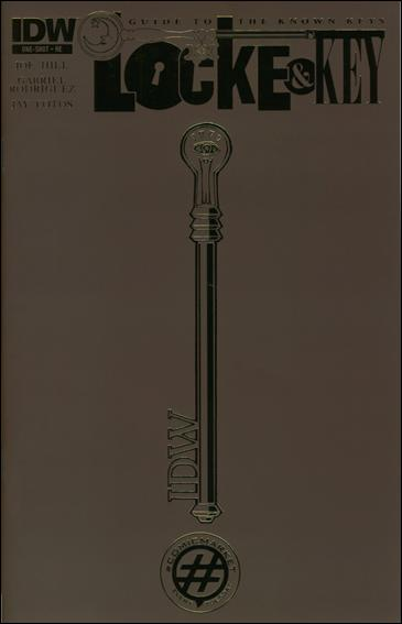 Locke & Key: Guide To Known Keys nn-C by IDW