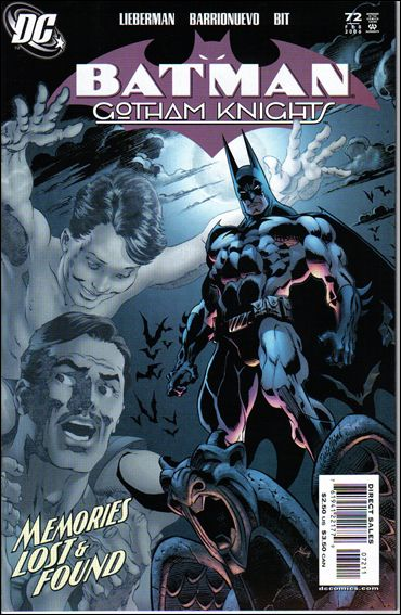 Batman: Gotham Knights 72-A by DC