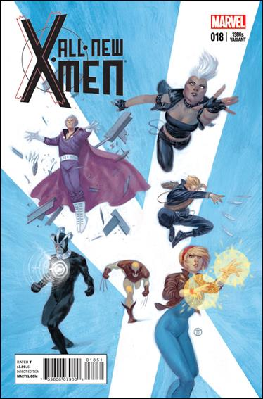 All-New X-Men (2013) 18-D by Marvel