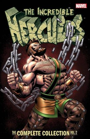 Incredible Hercules: The Complete Collection 2-A