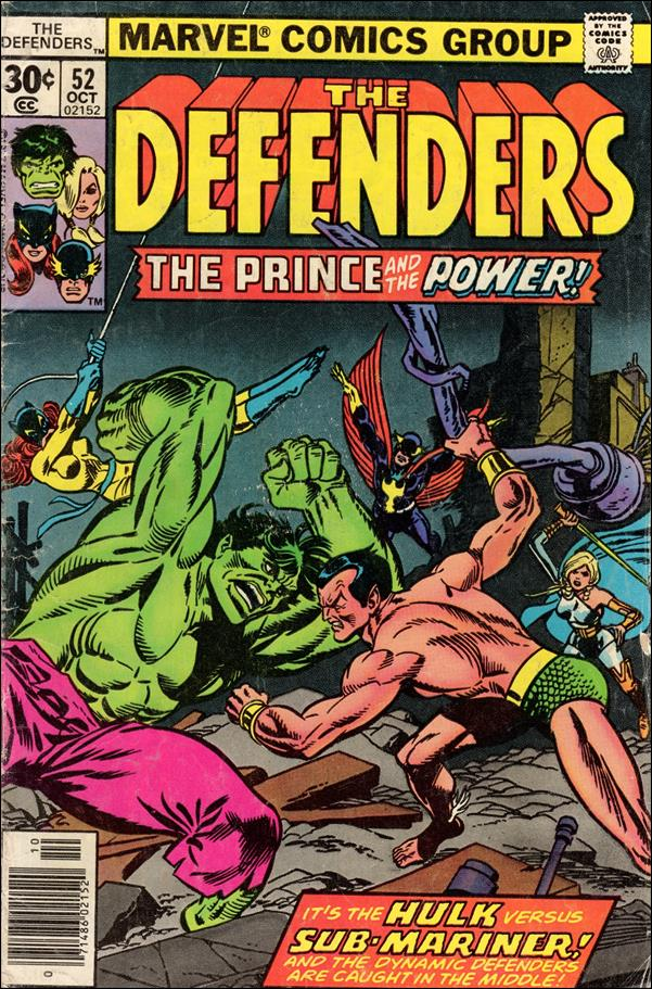 Defenders (1972) 52-A by Marvel