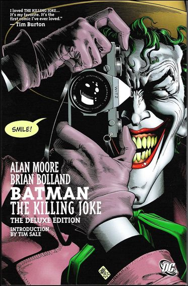 Batman: The Killing Joke: The Deluxe Edition nn-A by DC