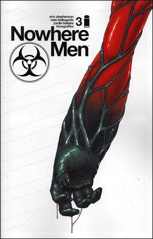 Nowhere Men 3-A by Image