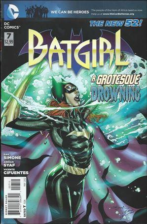Batgirl (2011) 7-A