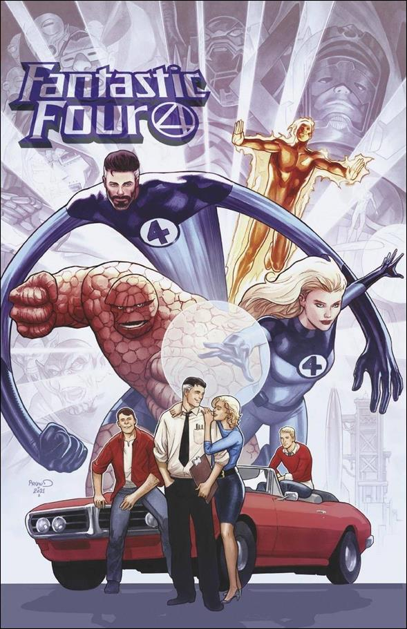 Fantastic Four (2018) 35-F by Marvel