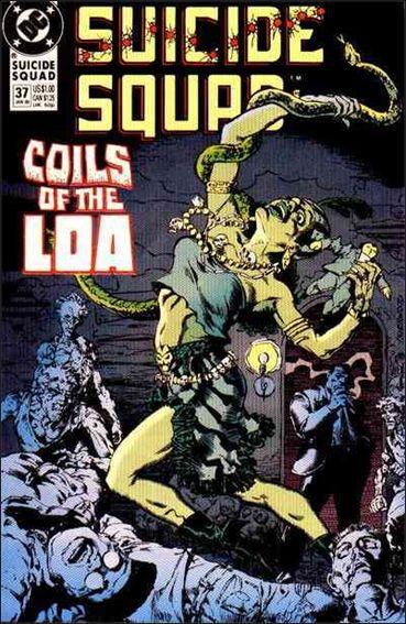 Suicide Squad (1987) 37-A by DC