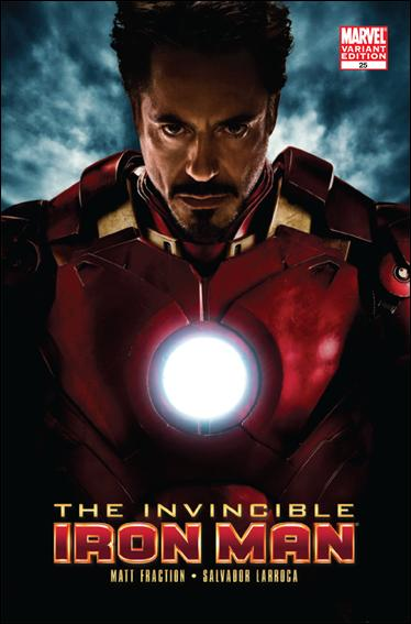 Invincible Iron Man (2008) 25-D by Marvel