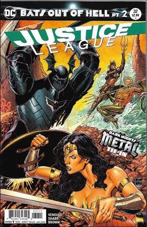 Justice League (2016) 32-A