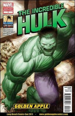 Incredible Hulk (2011)  1-I by Marvel
