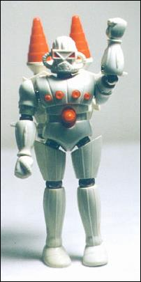 Micronauts (Series 2) Force Commander by Mego