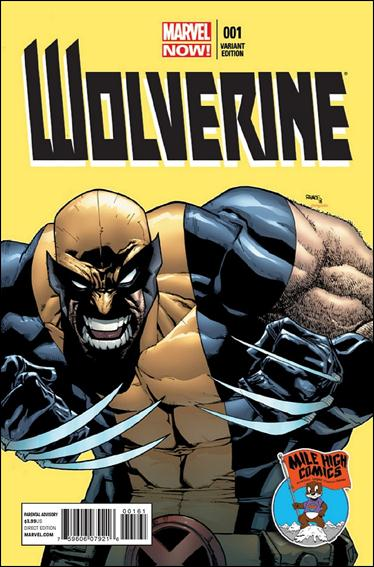 Wolverine (2013) 1-G by Marvel