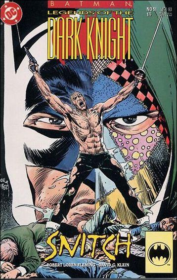 Batman: Legends of the Dark Knight 51-A by DC