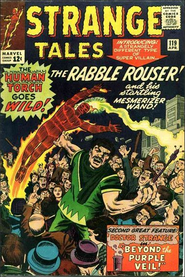 Strange Tales (1951) 119-A by Marvel