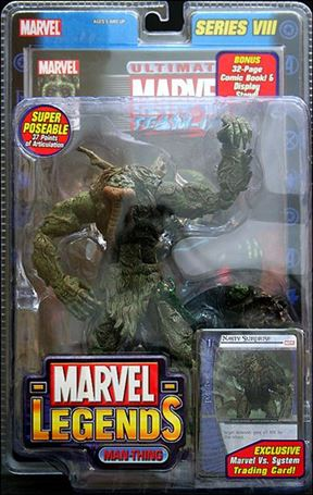 Marvel Legends (Series 8) Man-Thing