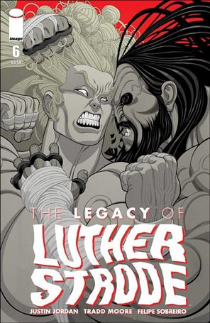Legacy of Luther Strode 6-A