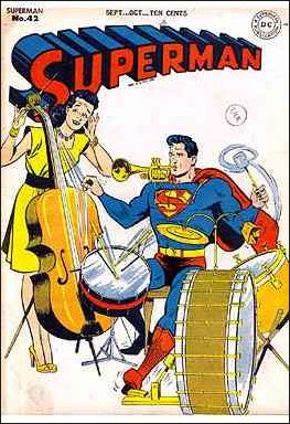 Superman (1939) 42-A by DC