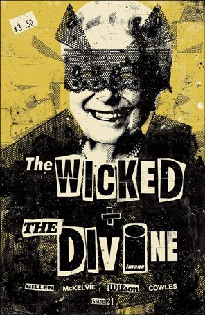 Wicked + the Divine 21-B